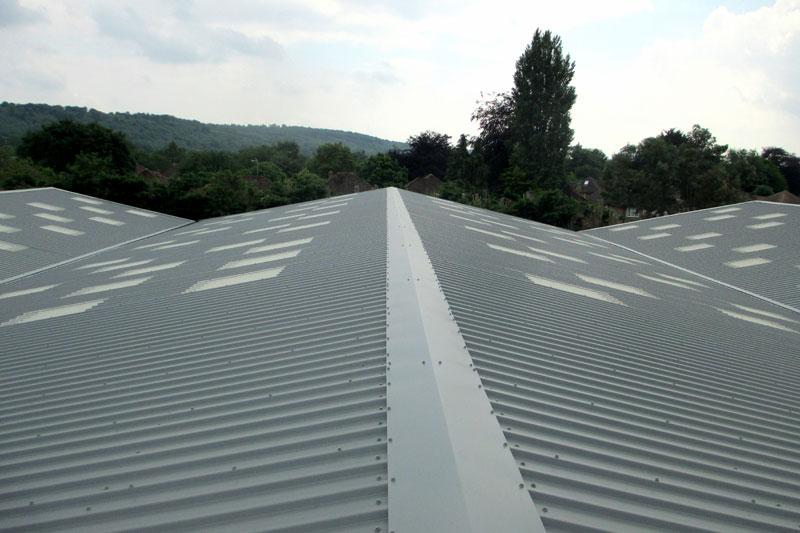 Kingsley Industrial Roofing<li> 01903 227722<br /><ul><li>Roof replacement</li><li>Roof over-sheeting</li><li>Gutter refurbishment</li><li>Rooflight systems</li></ul></li>